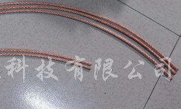铜线裁剪机样品展示